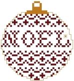 Boule de Noël 2 - 39 x 43 points