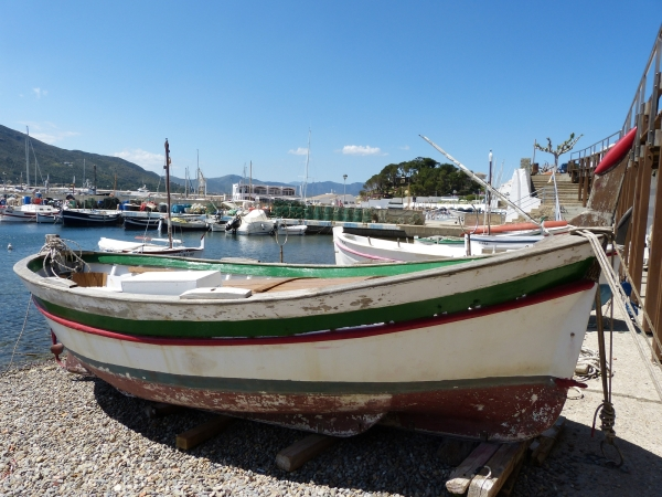 Barque catalane...